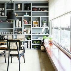 Bom dia com seguidinha de repost do domingão! 📐Projeto de interiores por MESTISSO. Maxhauss Vila Leopoldina