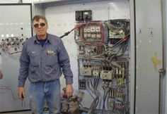 Automated Equipment Wiring