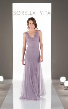 Sorella Vita - With a plunging neckline and formfitting ruching b1ca16d456a4