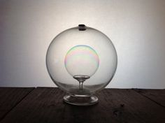 Peter ivy | Soap bubble holder