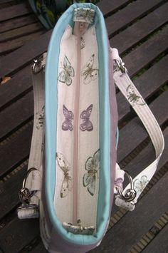 It's Another Stow-It-All Bag - Just Smaller! - sew-whats-new.com