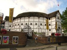 Shakespeare's Globe | 12 Literary Spots In London That Every Book Lover Needs To Visit // I'm so fucking excited.