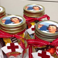 Gifts I made for my nursing staff;)