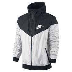 Nike Windrunner Jacket Windbreaker White Size Small Medium unisex S M L Nike Outfits, Sport Outfits, Veste Nike Windrunner, Nike Clothes Mens, Nike Gear, Nike Windbreaker, Sweater Jacket, Men's Jacket, Jacket Style
