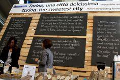 Lo stand della Città di Torino al Salone del Gusto – Terra Madre. Fino al 29 ottobre 2012 al LingottoFiere #Torino