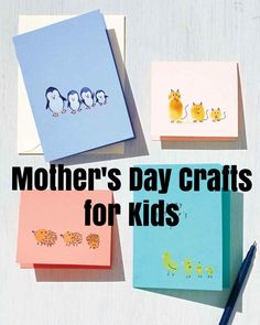Mother's Day Crafts for Kids | Martha Stewart Living - With household supplies, a little guidance from an adult, and their natural creativity, kids can create meaningful cards, tote bags, and journals Mom will instantly cherish.