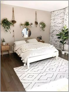 Modern And Minimalist Bedroom Design Ideas is part of Master bedrooms decor - Minimalistic interior design style is getting more popular today Minimalism means simple and basic, without utilizing a lot of ornaments […] Room Ideas Bedroom, Home Bedroom, Bedroom Inspo, Bedroom Designs, Warm Bedroom, Light Bedroom, Urban Bedroom, Master Bedrooms, Lighting In Bedroom