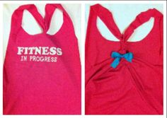 Work out tank!