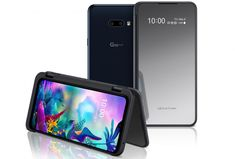 LG just unveiled the G8X ThinQ smartphone, a follow-up if not a direct replacement for the G8. To go with it, there's a new DualScreen accessory case/extra display – who needs folding phones when you can leave half of it at home.