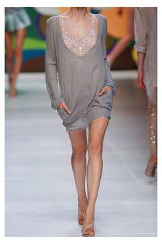 Stella McCartney Sequin tank dress|NET-A-PORTER.COM