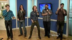 Home Free- doing Anyway the Wind Blows- you can tell they put their whole hearts into it. Austin is a little more expressive though:) Home Free Music, Free Music Video, Home Free Vocal Band, Music Videos, Group Of Five, Types Of Music, American Country, Music Lyrics, Hearts