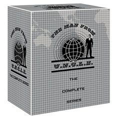The Man from U.N.C.L.E.: The Complete Series [41 Discs]