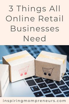 Do you own an online retail business? Have you paid attention to these 3 key elements to ensure your business success? Retail Business Ideas, Creative Business, Business Tips, Online Business, Feeling Overwhelmed, Online Clothing Stores, Growing Your Business, Ecommerce, Something To Do
