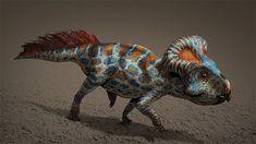 Un equipo de paleontólogos británicos ha llegado a la conclusión de que los dinosaurios elegían pareja por el tamaño de los cuernos y crestas que crecían en sus cabezas.