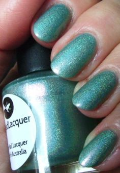Lilypad Lacquer Vanellope from the June What's In-die Box? from Australia. Bought in February 2014