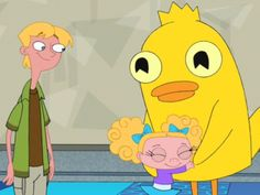 Ducky Momo is my friend.....