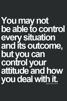 #Truth.  A positive attitude causes a chain reaction of positive thoughts, events and outcomes. It is a catalyst and it sparks extraordinary results.
