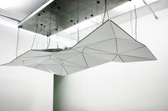 Tessel . A kinetic sound installation investigating the perception of sound and space. // http://www.davidletellier.net/