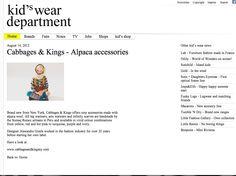 Featured on Kid's wear department blog  http://www.kidswear-department.com/index.php?id=59_ttnews%5Btt_news%5D=1232=09f20d4837011c9b91c6caad3dd9799b