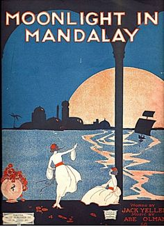 Moonlight in Mandalay – Van Doorn Morgan Deco Cover
