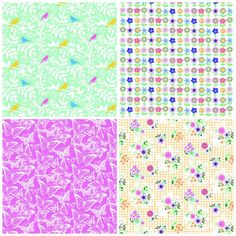 Free freebie printable background pattern papers