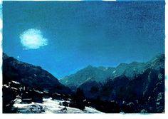 Zwitserland Winterdag in Graechen