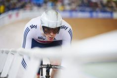 Day three of the 2014 UCI Track Cycling World Championship