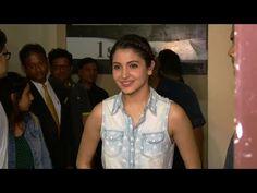 Anushka Sharma at screening of NH10 movie.