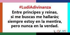 Adivina adivinanza...¿De qué letra hablamos? #LudiAdivinanza @Ludiland