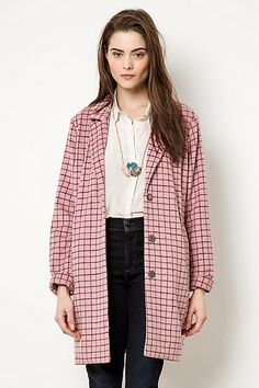 Carnation coat