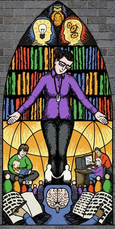 Featuring: Danny Fast & The Patron Saint of Librarians