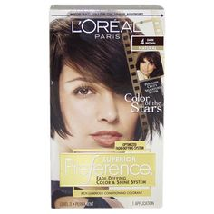 L'Oreal Superior Preference #4 Dark Hair Color