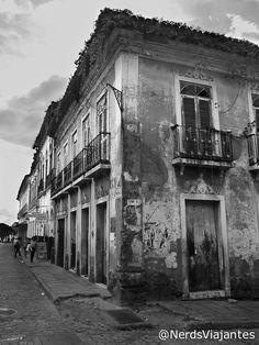 Centro Histórico - São Luís - Maranhão - Brasil