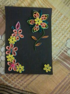 My first quilling.....!!!!!!!!!!!!