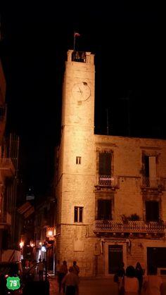 #RuvoDiPuglia #Puglia #Italy #Italia #Travel #Viaggiare #ILoveItaly #79thAvenue #BorgoAntico #OldCity #Torre #Orologio #Tower #Clock #CittàVecchia
