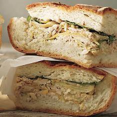 Tuna And Artichoke Cooler-pressed Sandwiches (via www.foodily.com/r/1Ra8f4WVs-tuna-and-artichoke-cooler-pressed-sandwiches-by-epicurious)