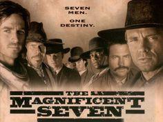 magnificent seven tv show - Google Search