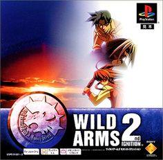 wild arms ワイルドアームズ セカンドイグニッション