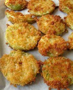 Crispy Fried Green Tomatoes