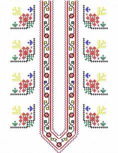 Bulgarian Folk Embroidery patterns
