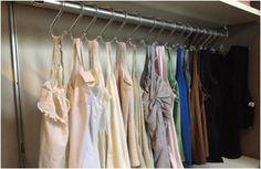 Para organizar um closet a fundo, é bom ter a ajuda de um profissional. É por isto que pedi à Cintia Covre algumas dicas para compartilhar com vocês.