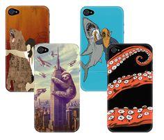 iPhone 5 Animal Cases