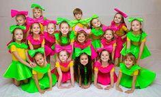 Костюмы детские танцевальные фото