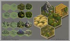 game concept art building - Buscar con Google