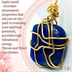 "@theimaginationrealm: ""Gemstone Jewelry  📿🧿☀️🔮  . . . . . . . #TIRealm #TIRBoutique #lapislazuli #lapislazulijewelry…"""