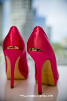 Lovely wedding shoes #wedding #inspiration #shoes
