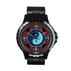 Yin Yang Wrist Watch