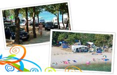 Camp UJCA - Naslovna stranica