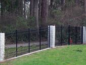 Fence Specialists - Tacoma Ornamental Metal Fence Installation Wrought Iron Fences, Metal Fence, Ornaments, Embellishments, Ornament