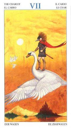 Tarot of the Animal Lords - Rozamira Tarot - Веб-альбомы Picasa
